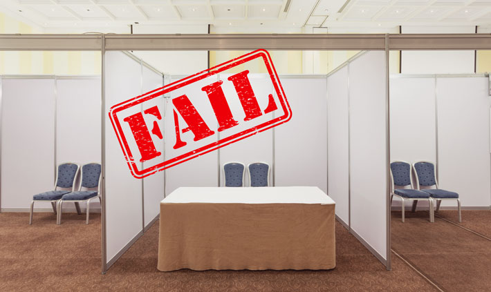 9 tips to boost traffic to your conference booth